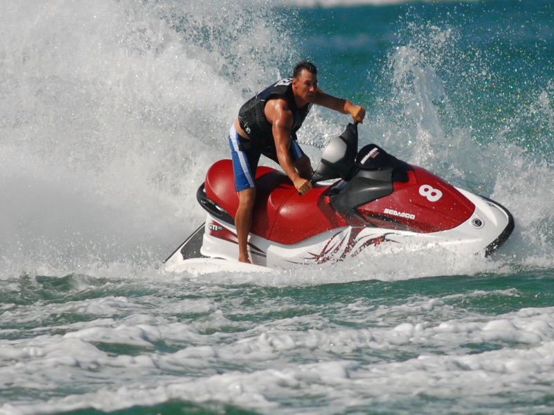 Waverunners- Watersports activities on the Tampa Bay Beaches ...